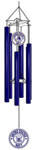 Cheap U.S. Navy Military 36″ Windchime – Made In USA