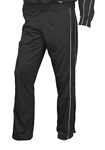 Soffe Adult Warm-Up Pant, Black, X-Large