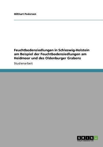 Feuchtbodensiedlungen in Schleswig-Holstein am Beispiel der Feuchtbodensiedlungen am Heidmoor und des Oldenburger Grabens