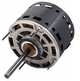 Packard 43587 Direct Drive Blower Motor, 1/2 hp, 115V, 1075 -