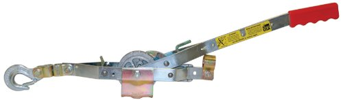 Maasdam A-O Long Haul Rope Puller, No Rope, (Puller Ratchet)