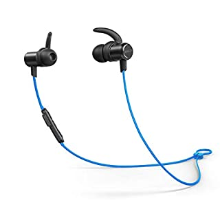 cf472c73dae Bluetooth Headphones, Anker SoundBuds Slim Wireless Workout Headphones,10-Hour  Playtime, Bluetooth 5.0, IPX7 Waterproof Magnetic Wireless Earbuds, ...