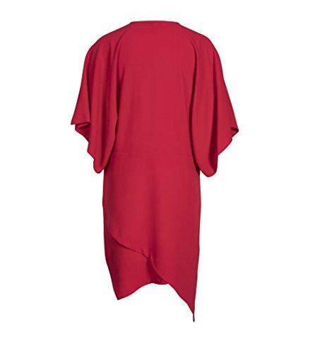 Red Rot IRO Poppy in Damen Kleid Red17 Ekima n8CPg