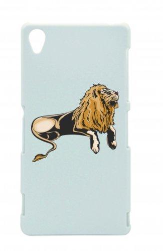 """Smartphone Case Apple IPhone 6+/ 6S Plus """"Liegender Löwe schaut gefährlich Afrika Wildnis Dschungel Raubtiere"""" Spass- Kult- Motiv Geschenkidee Ostern Weihnachten"""