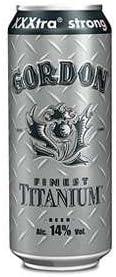 John Martin - Gordon Finest Titanium Lata 50Cl X12