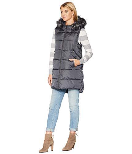 [サムエデルマン] レディース コート Hooded Vest w/Side Tie Detail [並行輸入品]