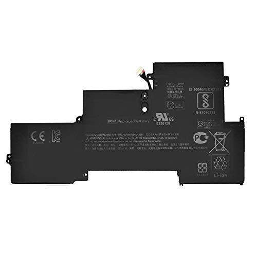 Ammibattery Replacement BR04XL BO04XL Battery for HP EliteBook Folio 1020 G1 CTO G9P64AV L7Z19PA M5U02PA 760505-005 M0D62PA M4Z18PA Series Notebook 760505-005 HSTNN-DB6M HSTNN-I26C HSTNN-I28C