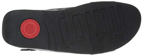 Sandalias Black Strap print Negro Lulu Sandals Cross 547 Mujer Shimmer Fitflop Back para Shimmer wU4ZY