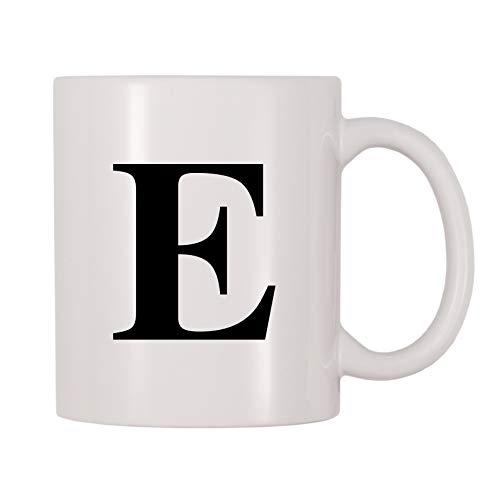 4 All Times Formal Letter E Coffee Mug (11 oz) ()
