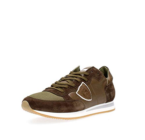 Homme Model Sneakers 5008 Paris Tropez Militare 45 Philippe Trlu Yw1dYq