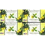 Venezia Soapworks Pure Vegetable Soap, Lemon Verbena, 7 Oz (Pack of 4)