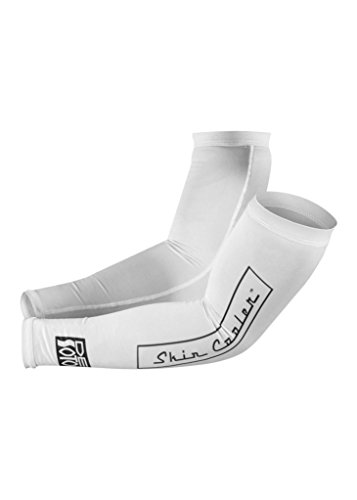 DeSoto Arm Coolers (Medium, White)