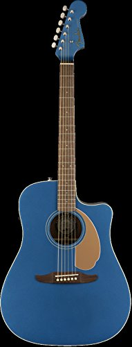 r – California Series Acoustic Guitar - Belmont Blue Finish ()
