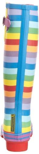 Evercreatures Damen Rainbow Stiefel Mehrfarbig (Rainbow)