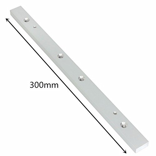 11.81in Miter Slider Table Saw Aluminum Alloy Miter Bar Miter Gauge Rod by Thyway (Image #4)