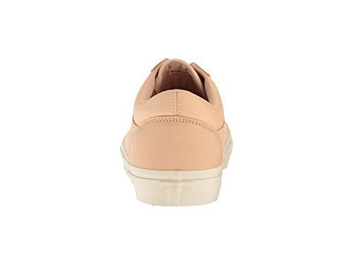 Vans Old Skool DX Mens Unisex Veggie Tan Leather Skateboarding Shoes (11 Women/9.5 Men M US) by Vans