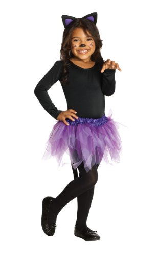 Costumes Cat For Kids For Halloween (Child's Cat Costume Kit,)