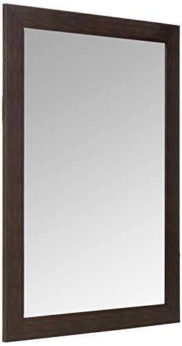 Yosemite Home Decor Yosemite Mirrors, Large, - Espresso Mirrors Framed Bathroom