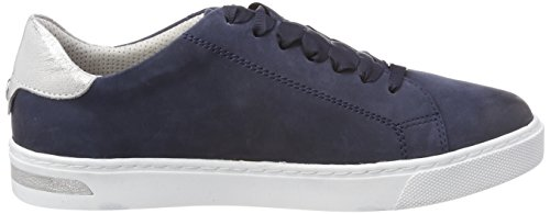 Natural Navy Sneakers Blue 23641 Be Women's Top Low pU7Rdw