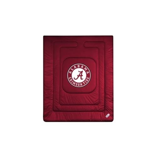 NCAA Alabama Crimson Tide Locker Room Comforter Twin Alabama Crimson Tide Twin Comforter