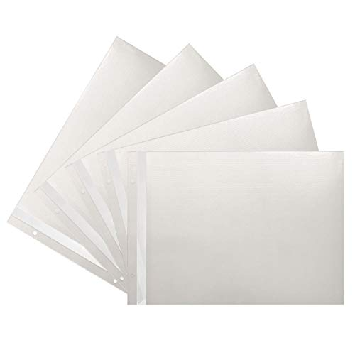 Refill Pages for JMV-207 Extra Large Magnetic Page X-Pando Photo Album ()
