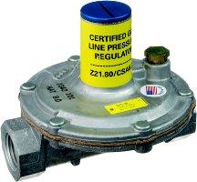 Maxitrol Gas Pressure Regulator 325-3-44