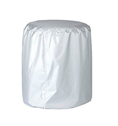 TCP Global Seasonal Tire Storage Cover-Bag - Dustproof Protective Polyester Cover with Drawstring - Holds 4 tires up to 32
