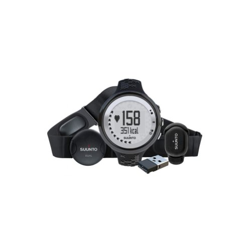 Suunto M5 Running Pack - Women's Black / Silver One Size