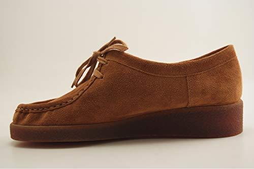 Femme cuir Lacet Mephisto 4800 Cognac Chaussure Noir CHRISTY qIg5wxYAB