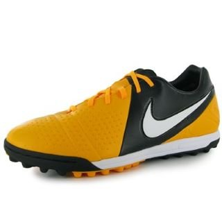 NIKE CTR360 Libretto III TF Arancio/Nera - Calcetto Outdoor Adulto 11,5
