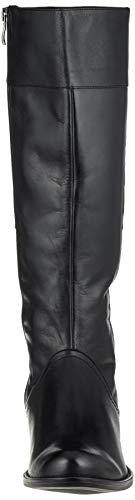 22 25511 Black EU 37 Nappa Femme Noir Bottines Noir Caprice PdWqzCq
