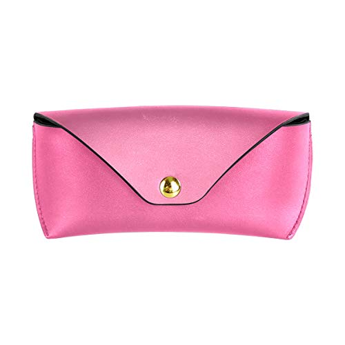 Bright Pink Glasses Case -...