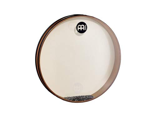 Meinl Percussion FD18SD-TF 18-Inch Sea Drum with Synthetic Head, African Brown