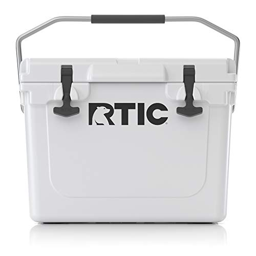 RTIC Cooler (White, 20 qt)