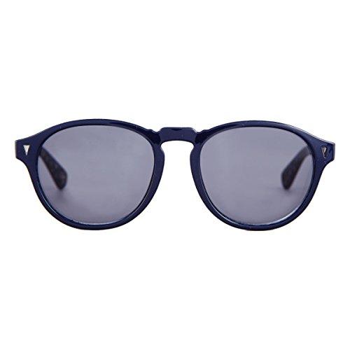 Lunettes de Vilebrequin Zeiss Mixte verres soleil Adulte Marine acétate Tortues Bleu 5dpfBpqr