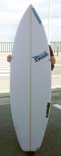 青 Surfboard ブルーサーフボード ショートボード 5'8