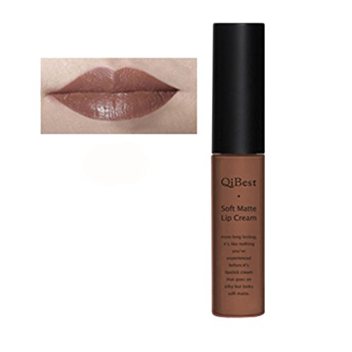 HOT Sale!Waterproof Lipstick,Canserin Matte liquid Long Lasting lip gloss