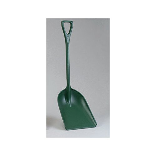 POLY PRO TOOLS P-6982G Tuffy Scoop Shovel, 4 lb, Green