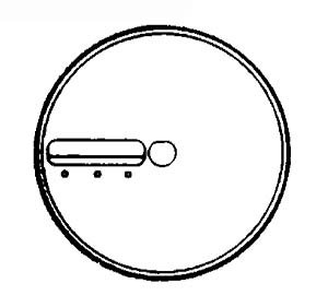 Electrolux-Dito ED2-Julienne Blade 5/64'' - 653171