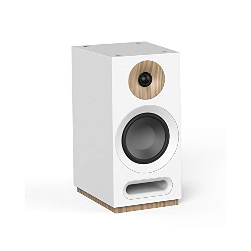 Jamo Studio Series S 803-WH White Bookshelf Speakers – Pair