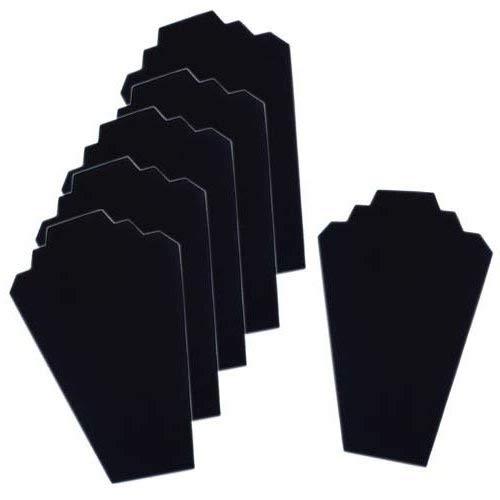 12.5 Black Velvet Jewelry