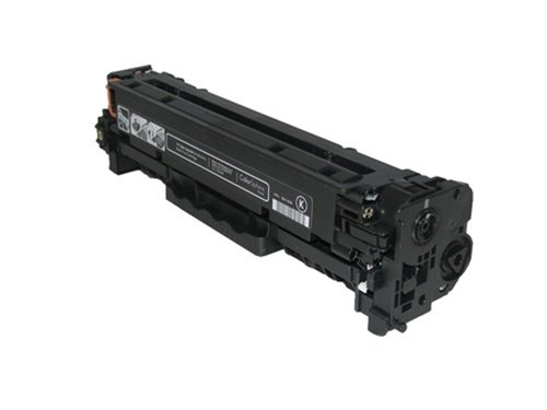 Calitoner Remanufactured Toner Cartridge Replacement for HP CC530A ( Black )