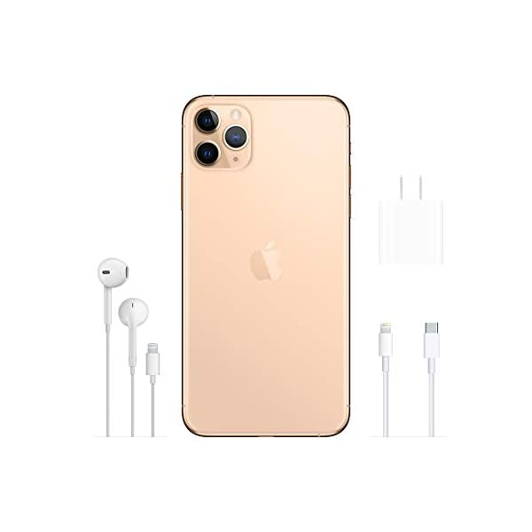 Simple Mobile Prepaid - Apple iPhone 11 Pro Max (64GB) - Gold [Locked to Carrier – Simple Mobile] 3