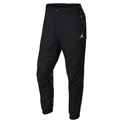 Jordan AJ City Men's Pant Black/Black 706723-010 (Size 34) by Jordan