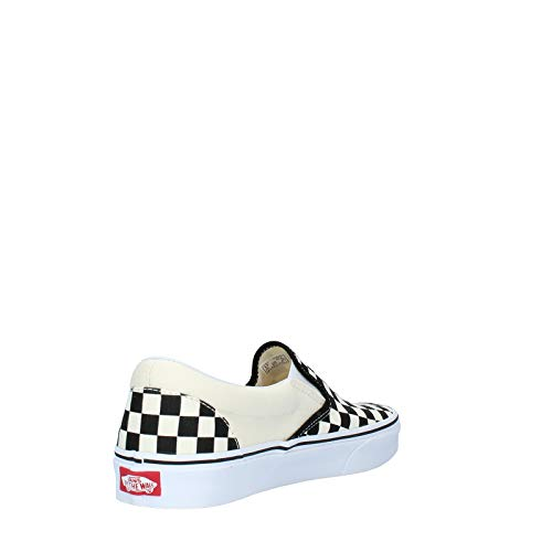 Vans Unisex Classic Slip-On (Checkerboard) Skate Shoe