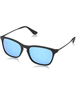 Junior Unisex Child Keyhole Square Sunglasses RJ9061S