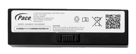 Pace 5268AC Gateway 8 Hour Battery modem router Voice over Internet  Protocol VoIP emergency backup power