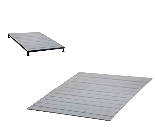 Greaton HCSBv-4/6 Heavy Duty Mattress Support Wooden Bunkie Board/Slats with Cover, Full Size by Greaton (Image #5)