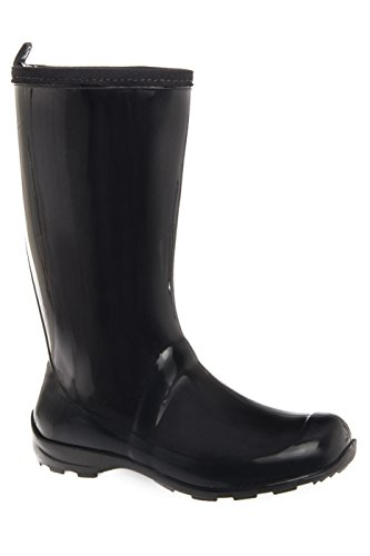 Kamik Womens Heidi Rain Boot,6,Black