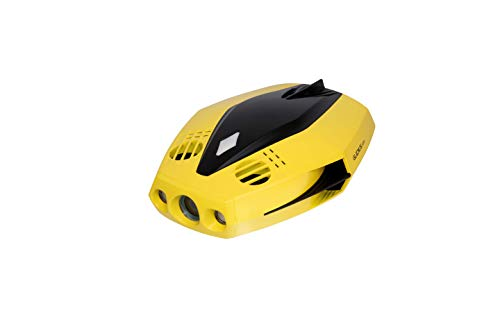 CHASING Dory World's Smallest and Affordable 5-Thruster Palm-Sized Underwater Drone. Camera Provides Photos and Real-time 720P Video, Record 1080 FHD Video, from up to 49 feet Below. from Chasing